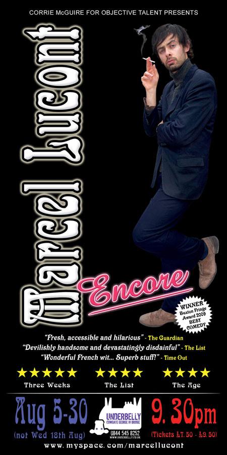 Marcel Lucont - Encore