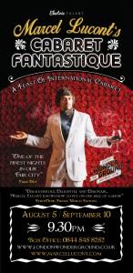 Cabaret Fantastique Flyer